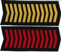Picture for category Sea Cadets Good Conduct Badges