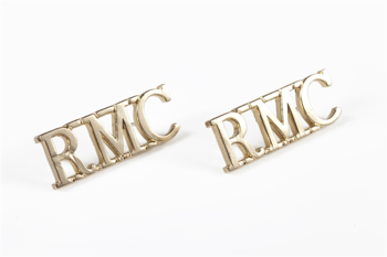 Picture of RMC Badge (anodised) (pair)