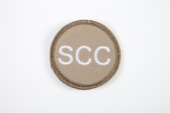 Picture of RMC 'SCC' Badge (circular)