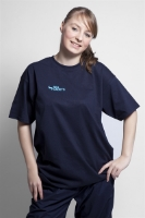 Picture of Super Premium T-Shirt (deep navy) with SC Logo