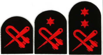 Picture of Seamanship (Red Badges)