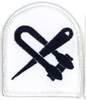 Picture of Seamanship (Blue on White Badges) (Serial 119) Seamanship 3rd Class (Blue on White)
