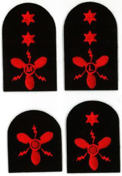 Picture of Marine Engineering (Red Badges)