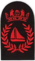 Picture of RYA Sail (Serial 148.2) RYA Dinghy Instructor (Red)