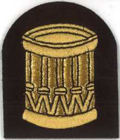 Picture of Musician (Serial 175.1) Drummer (Gold)