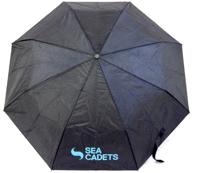 Picture of Umbrella with Sea Cadets Logo Mini umbrella