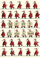 Picture of (Christmas Cards x 10) Santas Signs
