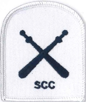 Picture of Physical Training (Blue on White Badges) (Serial 117.2) PT Basic (Blue on White)
