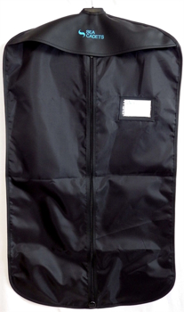 Picture of Suit cover with SCC Logo