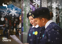 Picture of (Christmas Cards x 5) Carol Singers